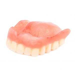 denture example for Loose dentures