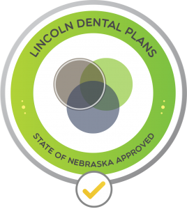 Image of the Lincoln Dental Plans logo. Lincoln Dental Plans offers many discounted services, including discounts on root canal procedures.